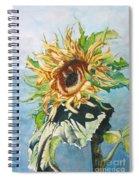 Dancing In The Sun  Spiral Notebook