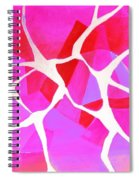Dancing In The Woods 2.0 Spiral Notebook