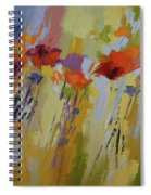 Dancing Ladies Spiral Notebook