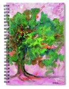 Dancing Oak Spiral Notebook