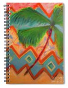 Dancing Palm Spiral Notebook