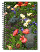 Dancing Turtles Spiral Notebook