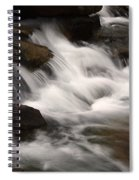 Dancing Waters 4 Spiral Notebook