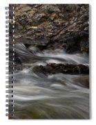 Dancing Waters 5 Spiral Notebook