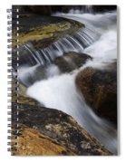 Dancing Waters 6 Spiral Notebook