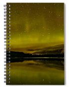 Dancing With The Stars Spiral Notebook