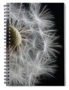 Dandelion Frost Spiral Notebook