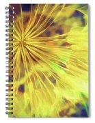 Dandelion Harvest Spiral Notebook