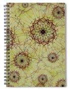 Dandelion Nosegay Spiral Notebook