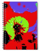 Dandelion Seeds  Spiral Notebook