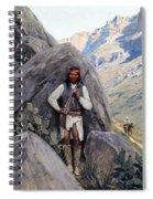 Dangerous Ground Spiral Notebook