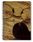 Dangerous Minds Spiral Notebook