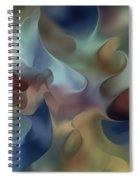 Dangling Conversation Spiral Notebook