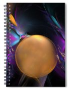Dani... The Prelude Spiral Notebook