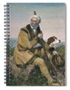 Daniel Boone (1734-1820) Spiral Notebook