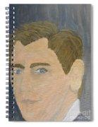 Daniel Craig Spiral Notebook