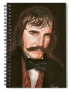 Daniel Day Spiral Notebook