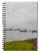 Daniel Island Commerce View Spiral Notebook