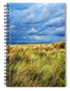 Danish Landscape Spiral Notebook