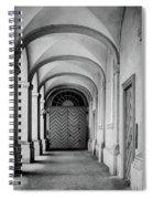 Danish Vault Spiral Notebook