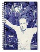 Dannic Spiral Notebook