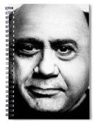 Danny Davito Spiral Notebook