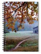 Dan's Barn Spiral Notebook