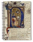 Dante: Divine Comedy Spiral Notebook