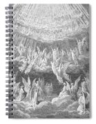 Dante: Paradise Spiral Notebook