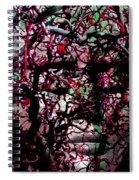 Daphne Agony Spiral Notebook