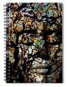 Daphne Consent Spiral Notebook