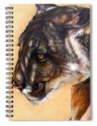 Dappled Spiral Notebook