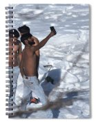 Dare To Bare Spiral Notebook