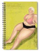 Dare To Wear Spiral Notebook
