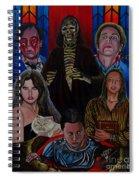 Dario Argento Inferno Spiral Notebook