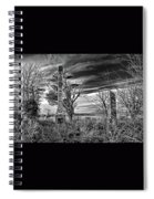 Dark Days Spiral Notebook