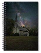 Dark Enchantment  Spiral Notebook