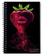 Deep Flavor Spiral Notebook