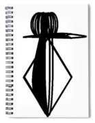 Dark Force Spiral Notebook
