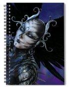 Dark Gaze Spiral Notebook