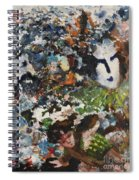 Dark History Spiral Notebook