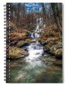 Dark Hollow Fall Spiral Notebook