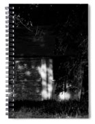 Dark House Spiral Notebook