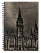 Dark Kingdom Spiral Notebook