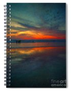 Dark Memories Spiral Notebook