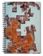 Dark Mist Arising Spiral Notebook