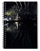 Dark Reflections Spiral Notebook