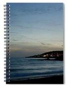 Dark Sky Spiral Notebook