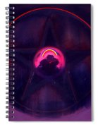 Dark Star Spiral Notebook