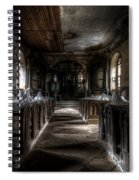 Dark Thoughts Spiral Notebook
